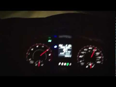 2011 Dodge Charger R/T AWD top speed run