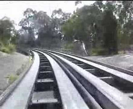 Adelaide O-Bahn - City to Klemzig