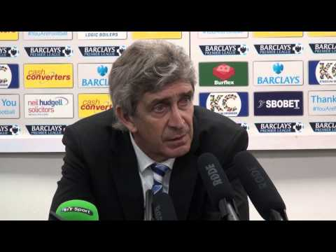 Hull City v Manchester City | Reaction With Manuel Pellegrini