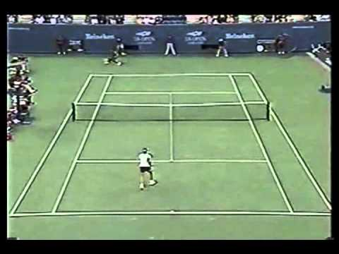 Martina Hingis v. Venus Williams | 1999 US Open Highlights