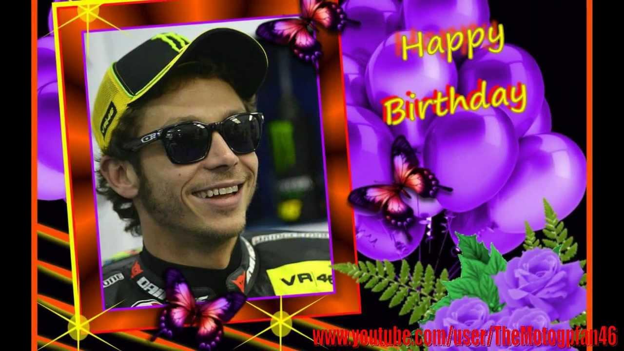 Valentino Rossi Birthday Hd – Valentino Rossi Birthday Card