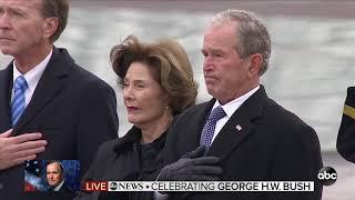 Full memorial service for Former President George H.W. Bush