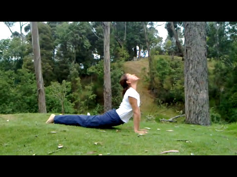 Yoga Cinco ritos tibetanos - easy Five Tibetans Rites 5