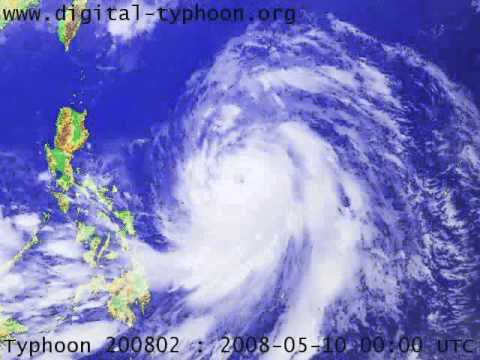 Super Typhoon Rammasun-Butchoy 2008