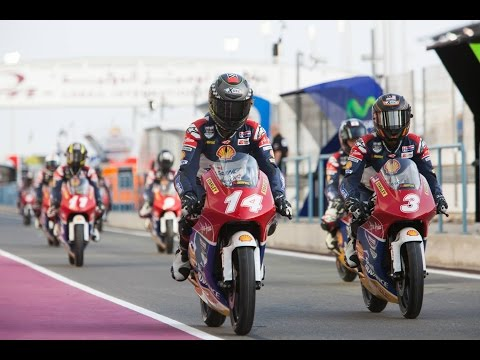 Shell Advance Asia Talent Cup - Round 2- Race 2- Qatar