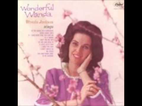 Wanda Jackson - Let My Love Walk In