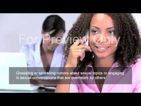 Sexual Harassment Made Simple Training Video video