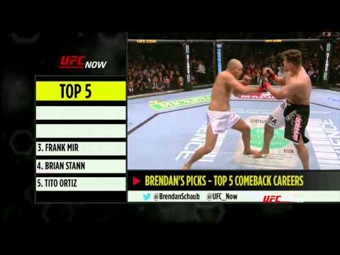 UFC Now Ep. 230: Top 5 Comeback Careers