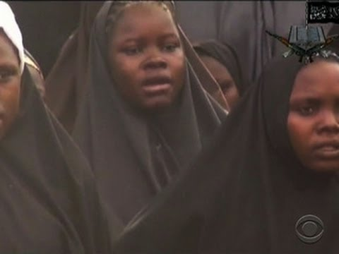 Nigerian schoolgirls appear anxious in Boko Haram video