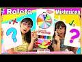 🍿DESAFIO DA ROLETA MISTERIOSA DE DESENHO - MYSTERY WEEL OF DRAWING CHALLENGE / PIPOCANDO COM AMANDA