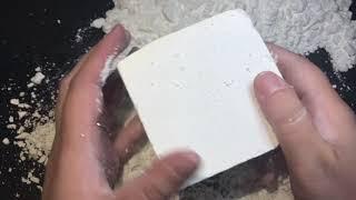 3 Blocks of Cornstarch and Gym Chalk