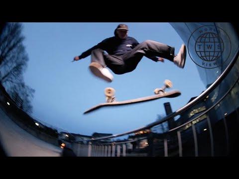 World View: Skateboarding in Switzerland | Pattern