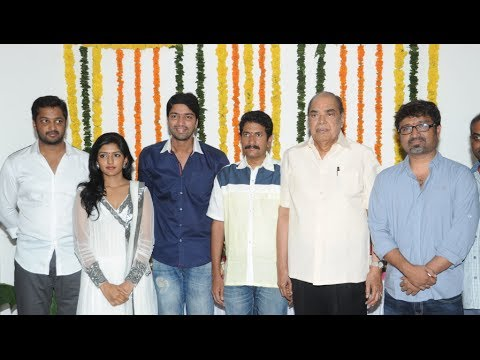 Allari Nareshs Bandipotu Movie Launch - Eesha Aryan Rajesh Mohan...