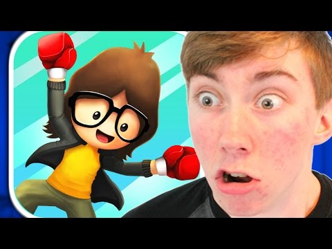 PUPPET PUNCH (iPhone Gameplay Video)