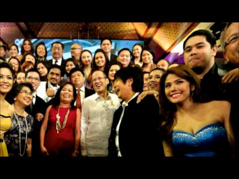PNOY BASHES KABAYAN IN TV PATROL ANNIVERSARY!