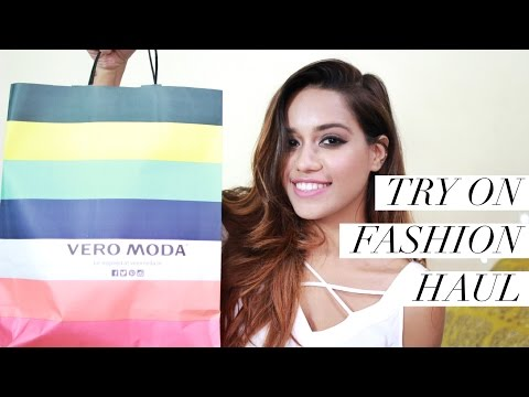 TRY ON FASHION HAUL \ WESTSIDE, VERO MODA & ONLY