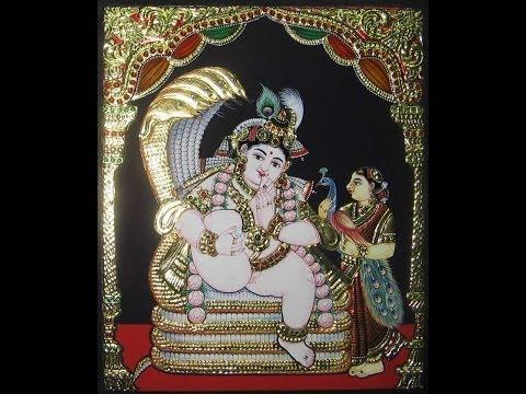 Krishna Gaanamrutham (1) - Krithi (Neelambari) - Mani Nupura...