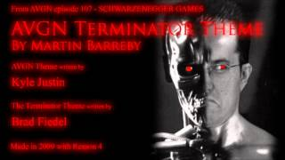AVGN Terminator Remix by Martin Barreby