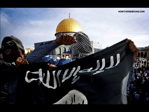 Israel : Hamas incites Riots on Temple Mount as Israelis push for the Third Temple (Nov 05, 2014)