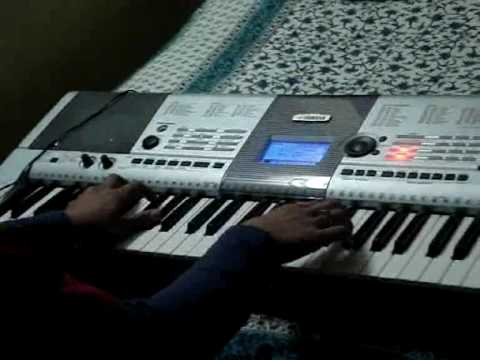 Pherari Mon on keyboard by Nishant.mp4