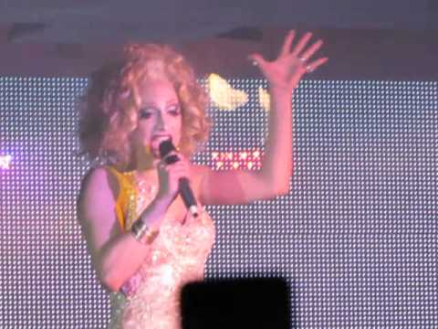 Jinkx Monsoon-I'm the Greatest Star at the RPDR5 Finale