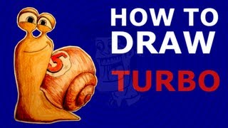 How to draw TURBO
