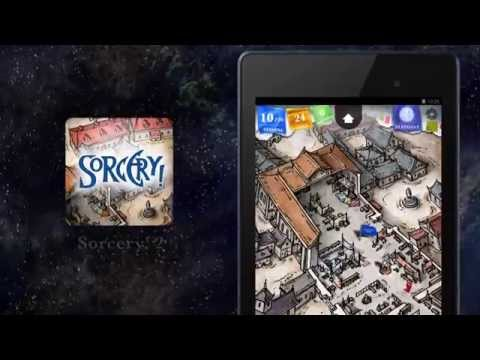 Sorcery! 2 APK Cover
