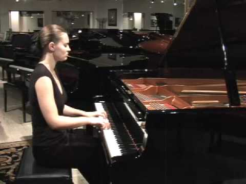 Anna Shelest plays Rachmaninoff Moment Musicau Op.16 No.4