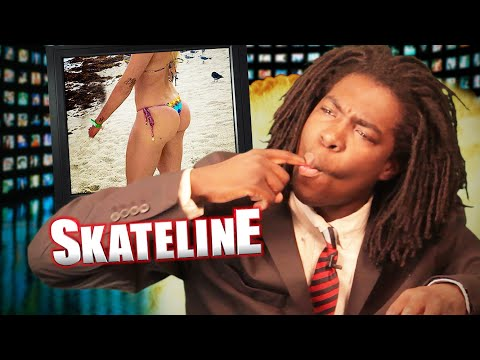 SKATELINE - Shane O'Neill, Guy Mariano, Eric Koston, Tiago Lemos, Lizard King & More