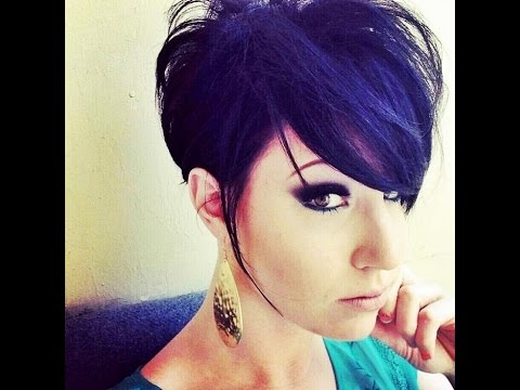 25 Pixie Haircuts For Short Hair Styles 2015