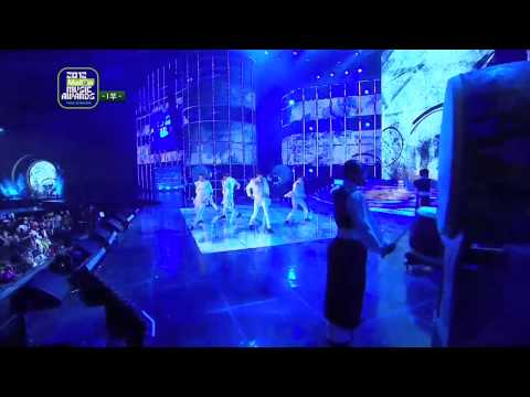 2012 MelOn Music Awards: INFINITE(인피니트)