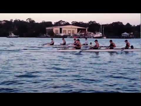 The King's School | Senior Rowing | 2013 Head of The River Send-Off Video