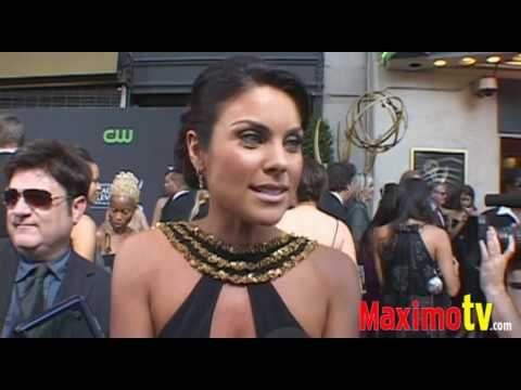 2009 Daytime Emmy Awards: Nadia Bjorlin and Brandon Beemer - Days of our Lives Video