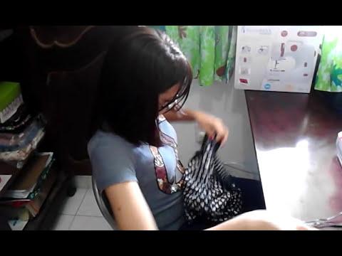 Teste da m�quina de costura