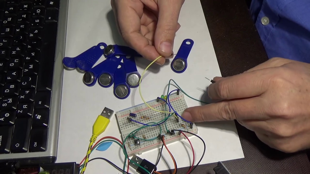Как сделать дубликат ключа от домофона 573