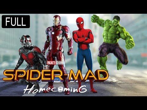 Spider-Man: Homecoming Full Movie Spoof | Hulk, Ant-Man & Iron Man | Hindi Comedy | Pakau TV Channel thumbnail