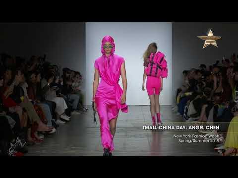 TMALL CHINA DAY ANGEL CHEN New York Fashion Week Spring/Summer 2019
