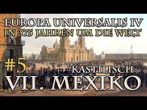 Let's Play Europa Universalis 4 – VII. (Kastilisch-)Mexiko #5: Der Häresiarch