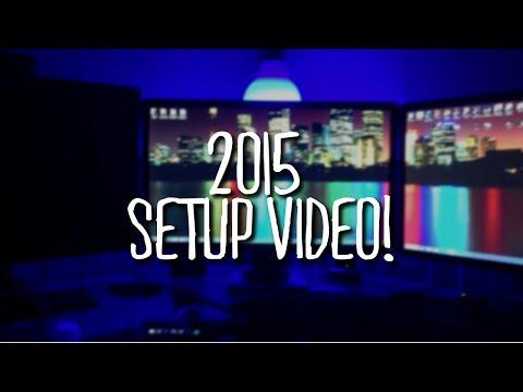 FaZe Jinx 2015 Gaming Setup!