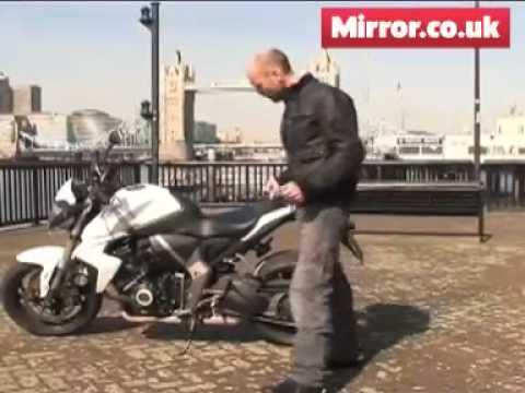 Bikers Blog: Matt Kelly reviews the Honda CB1000 R