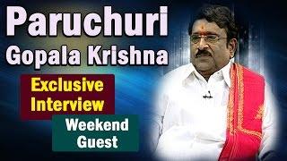 gopalakrishna-paruchuri-exclusive-interview-weekend-guest-ntv