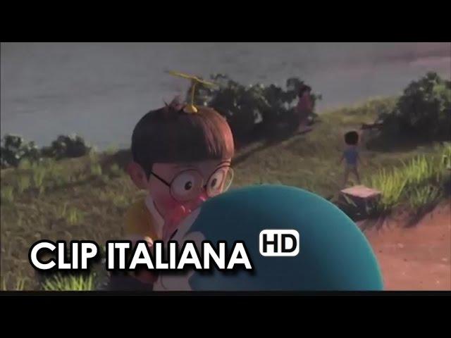 DORAEMON 3D Clip ufficiale Italiana 'Sicuro che posso DORAEMON 3D Clip Udirtelo?' (2014)