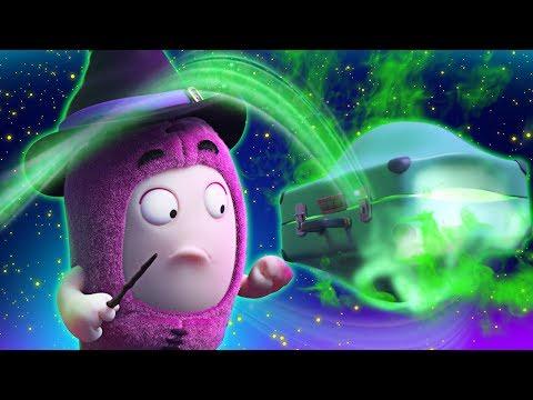 Oddbods - Oddbods | The Magical Pot | Cartoons for Children by  Oddbods & Friends