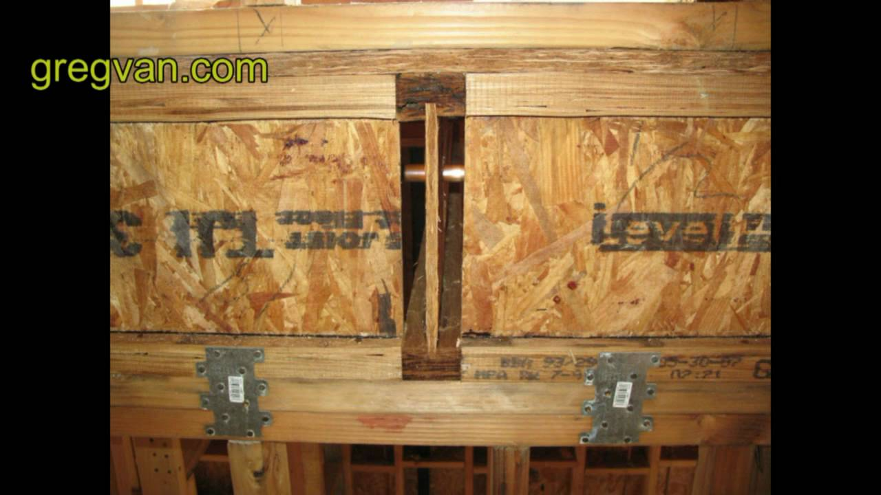 Floor Joist Block Tips House Framing And Building Advice