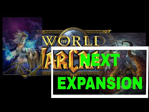 WORLD OF WARCRAFT THE NEW EXPANSION AFTER LEGION. *MAJOR SPECULATION*