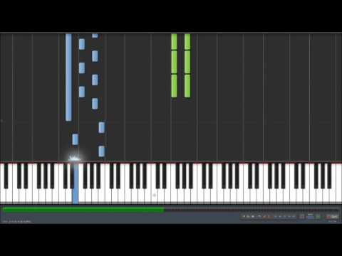 New Moon (The Meadow) Piano Tutorial - Twilight Week Day Two