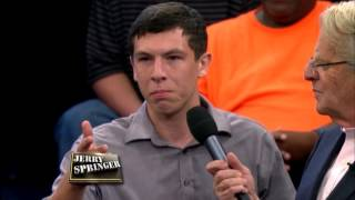 Audience Member Gets Roasted! (The Jerry Springer Show)