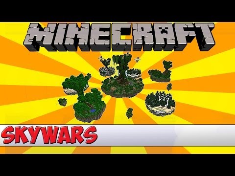 Minecraft Bukkit Plugin - Skywars - Tutorial