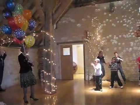Maddie' S 70th Kids Happy Birthday Song.mov video