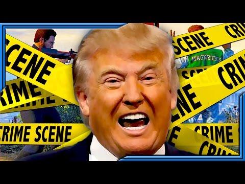 Donald Trump & The Jerk Off Jock | BREAKIN' THE LAW | Ep. 6 (GTA 5 CINEMATIC)